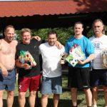 vítězové turnaje Nohejbal 2015